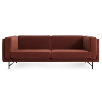 Bank 80 Inch Sofa By Blu Dot At Lumenscom