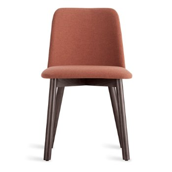 Shown in Toohey Tomato color, Smoke finish