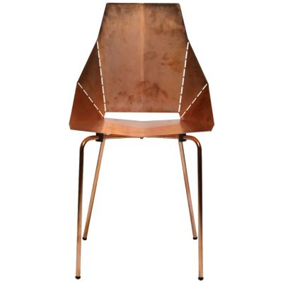 Amazing Copper Real Good Chair By Blu Dot At Lumens.com