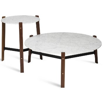 Free Range Coffee Table with Free Range Side Table