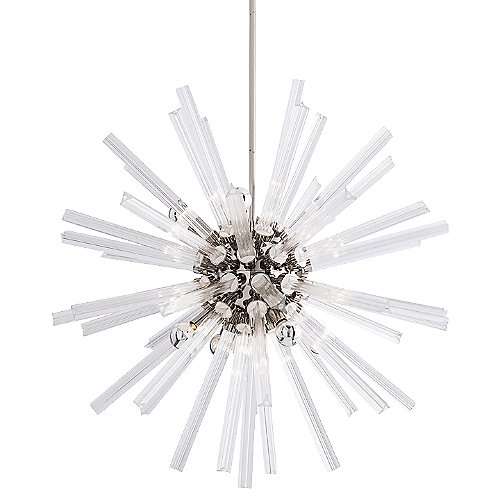 Hanley small chandelier by arteriors at lumens aloadofball Choice Image