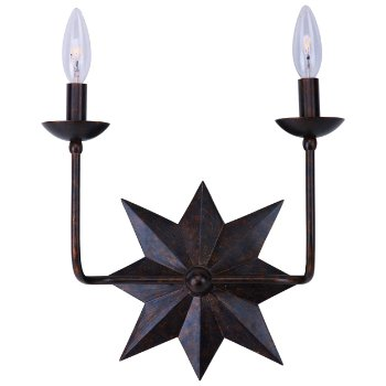 Astro 2 Light Wall Sconce