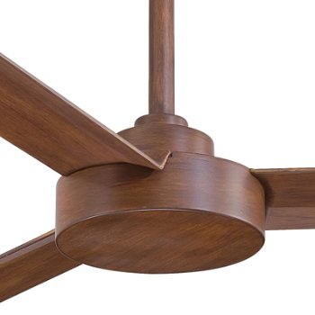 Shown in Distressed Koa Fan Body and Blade Finish