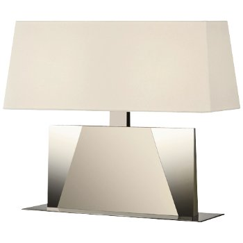 Facet Banquette Table Lamp