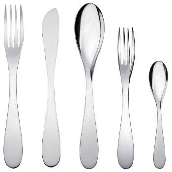 Eat.it 5 Piece Cutlery Set