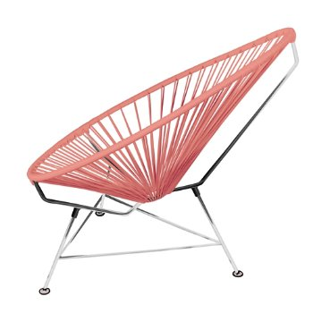 Acapulco Chair, in use