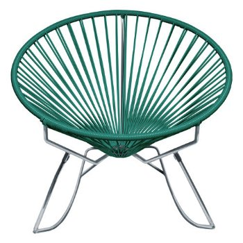 Shown in Turquoise with Chrome frame