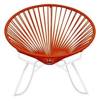 Shown in Orange with White frame