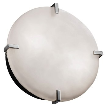 Fusion Clips Round Ceiling/Wall Light