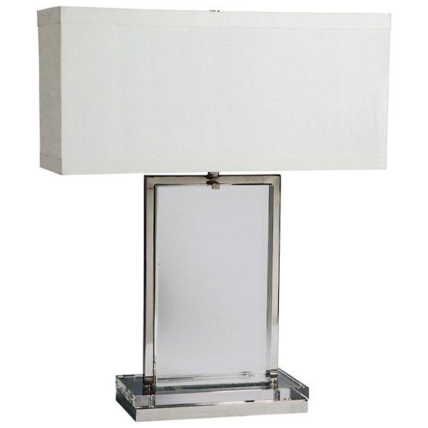 Crystal Slab Table Lamp