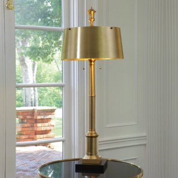 Library Table Lamp