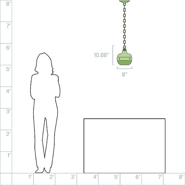 Cadence Mini Pendant