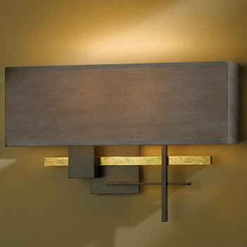 Shown in Bronze finish, Eclipse shade