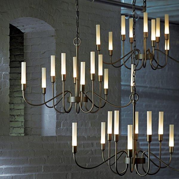 Lisse 10 Light Chandelier