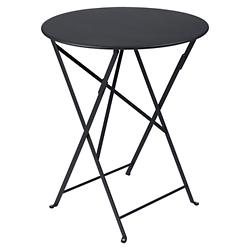 Bistro Round Folding Table