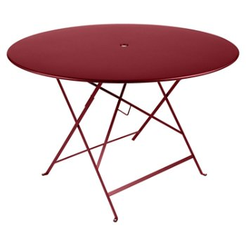 Shown in Chili Red Matte Textured, 46 Inch