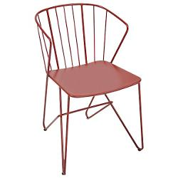 Flower Armchair Without Perforation