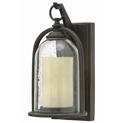Quincy Outdoor Wall Sconce