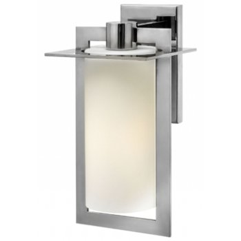 Shown in Polished Stainless Steel finish, Medium size