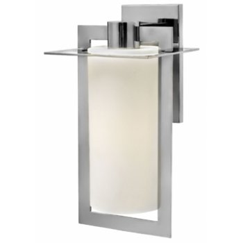 Shown in Polished Stainless Steel finish, Large size