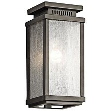 Manningham Outdoor Wall Sconce No. 49384