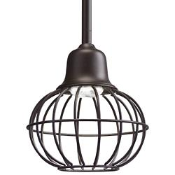 Cage LED Mini Pendant 42359