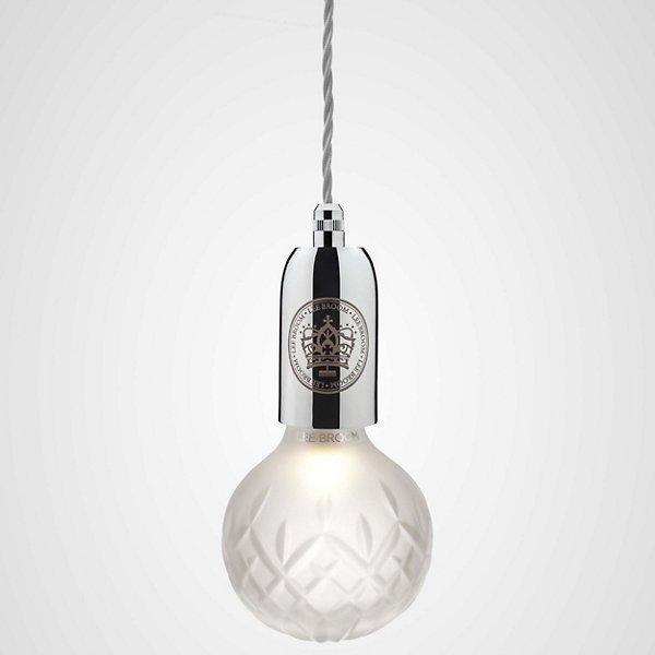 Crystal Bulb LED Mini Pendant