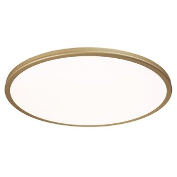 Shown in Brass finish, 22 Inch