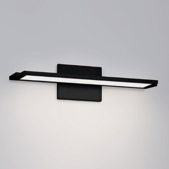 Shown in 18 Inches, Black finish