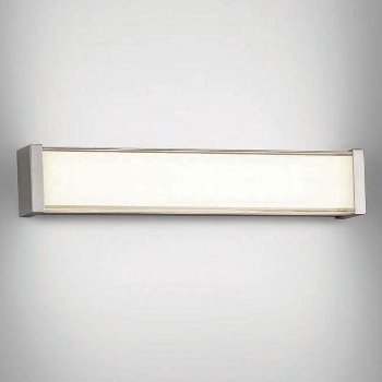 Shown in Brushed Nickel finish, Small size
