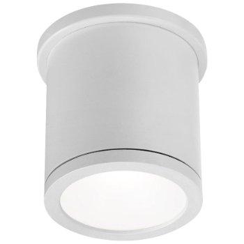Tube led flushmount by wac lighting at lumens tube led flushmount mozeypictures Choice Image