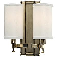 Palmdale 2-Light Wall Sconce