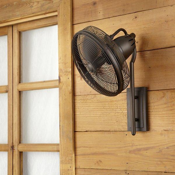 Veranda Patio Wall Fan