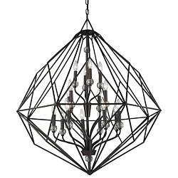 Monterey 2-Tier Chandelier