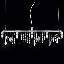 Tribeca Bar Linear Chandelier Light
