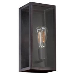 Retto Outdoor Wall Sconce (Small) - OPEN BOX RETURN