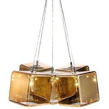Shown in Gold, 5-Light Option