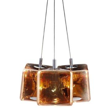 Shown in Copper, 3-Light Option