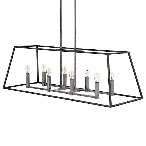 fulton foyer linear suspension by hinkley lighting at lumens com