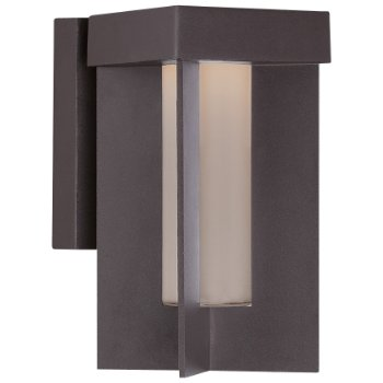Folds Tall Indoor/Outdoor LED Wall Sconce by SONNEMAN Lighting at ...