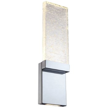 Glacier Tall LED Wall Sconce