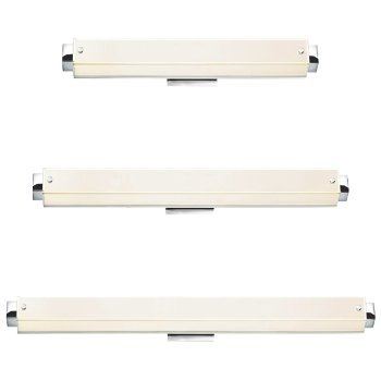 Parallel LED Bath Bar