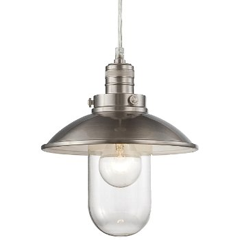 Downtown Edison Domed Mini Pendant