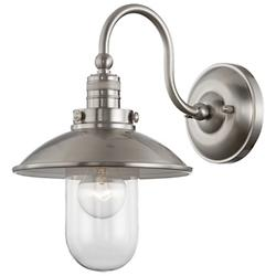 Downtown Edison Domed Wall Sconce