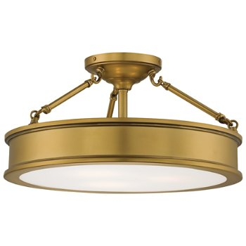 Shown in Liberty Gold finish
