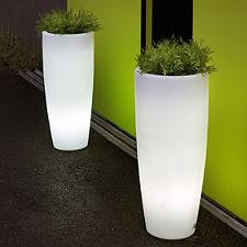 Aix Moderna LED Planter