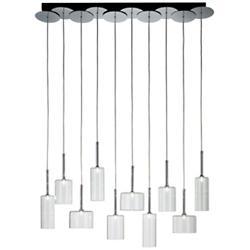 Spillray 10-Light Chandelier