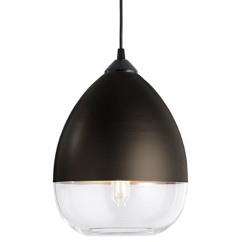 Shown in Crystal with Dark Bronze finish