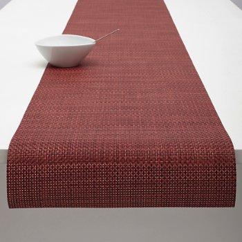 Shown in Pomegranate color