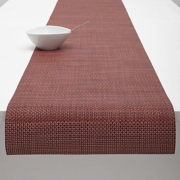 Basketweave Table Runner